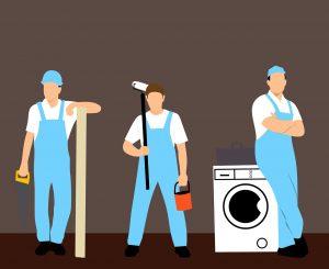 Professionnels à domicile