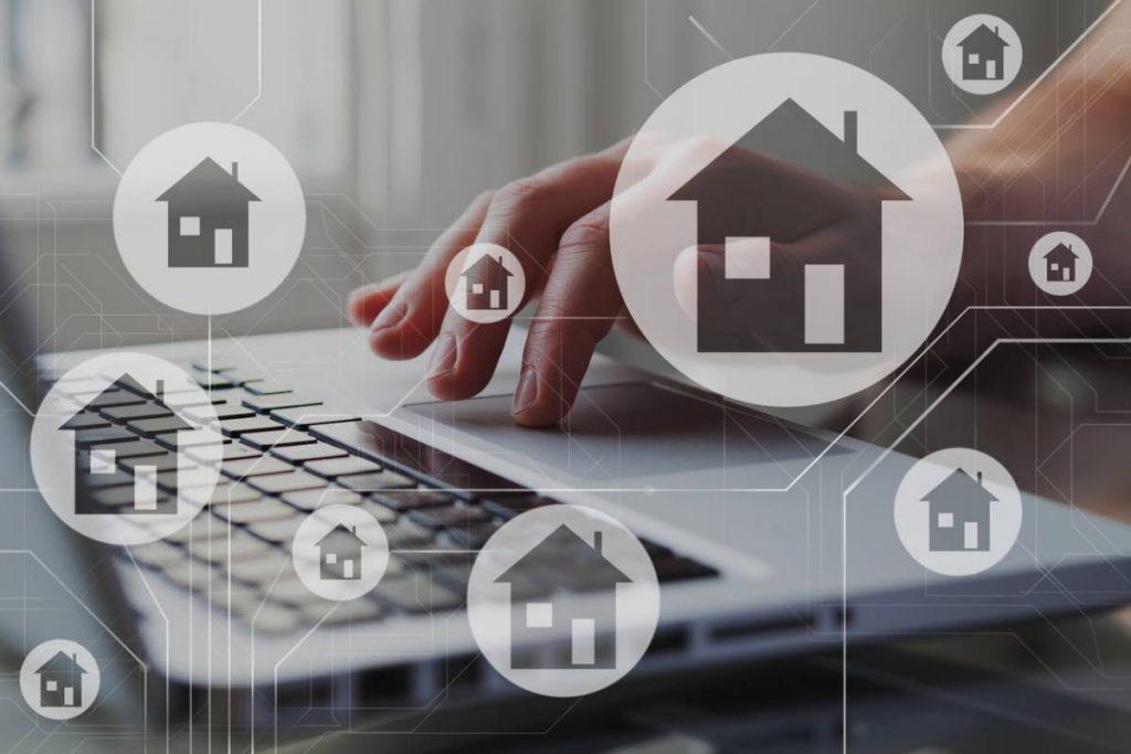 Trouver sur internet le prix d'un bien immobilier